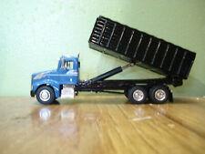 1/64 CUSTOM 385 PETERBILT GRAIN TRUCK Farm Toy Ertl DCP #2