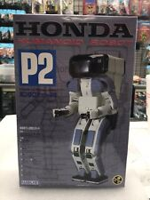 Honda Humanoid Robot 1998 Wave Corporation NIB with stickers and instructions
