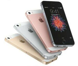 Apple iPhone SE Unlocked Smartphone - 16/32/64/128GB - All Colours - Grade C