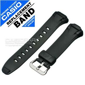 Genuine Casio Watch Band for G-Shock GW-500 GW-530 GW-M500 GW-M530 Black Strap