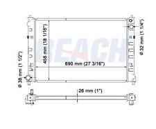 Radiator Reach Cooling 41-2768 fits 02-06 Mazda MPV