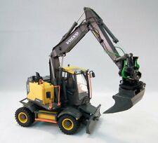 Volvo EWR 150E Wheeled Excavator Dual Tyre Diecast Model Excavator AT3200101
