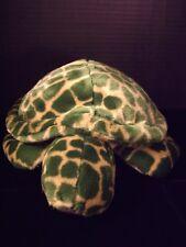 "ANIMAL ALLEY Stuff Plush Woodland / SEA Animal TURTLE 12"""