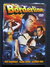 Borderline [DVD] [2014] Fred MacMurray Raymond Burr