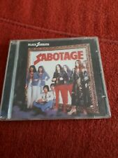 Black Sabbath - Sabotage - Album Musik CD
