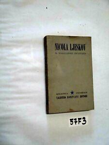 NICOLA LJESCOV IL VIAGGIATORE INCANTATO BOMPIANI   (57F3)