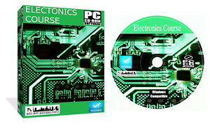 Electronics Electrician And Electrical Training Course Book Manuals On CD PC MAC