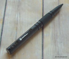 MILITARY & POLICE 6 INCH OVERALL SMITH & WESSON SURVIVAL TACTICAL PEN BLACK