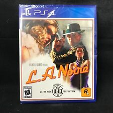 L.A. Noire (PlayStation 4) BRAND NEW / Region Free