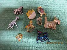 Various Animal Pins