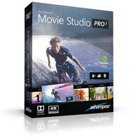 Ashampoo Movie Studio PRO 3 - Deutsche Download Vollversion - Videoschnitt