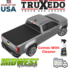 """Truxedo TruXport Roll Up Tonneau Cover For 2015-2019 GM Colorado Canyon 6'2"""" Bed"""