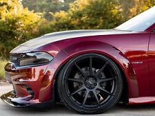2015-2019 Dodge Charger SRT WideBody Complete Kit 392 Scat Pack Hellcat 17 pcs