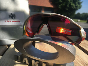 Oakley Radar Ev Path Polished White Prizm Road 920-805 Sport Goggles Glasses