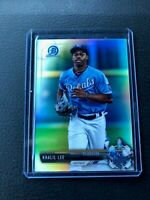 2017 Bowman Chrome Khalil Lee Prospects Refractor 178/499