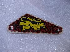 Pinball Black Knight Plastic 10 left Slingshot Original Williams 1980 Flipper
