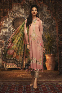 Maria.B Winter 2020 M-print-903A STITCHED Suit in M-L size