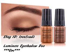 **LUMINESS AIR** airbrush eyeshadow ORE DUO shades 28 & 41 espresso bronzer