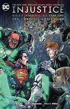Injustice Year Two The Complete Collection TP, Very Good Condition Book, Taylor,