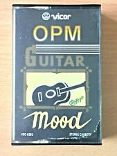 OPM Guitar Mood PHILIPPINES Paper Label CASSETTE