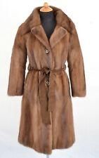 Kleiner Nerz Pelzmantel Nerzmantel Nerz Pelz Mantel - Mink fur coat XS