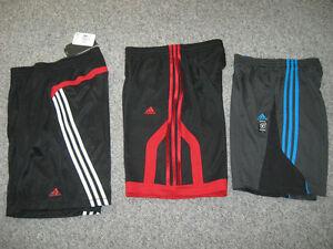 ADIDAS Boys Shorts, Small, Medium, Large, & XL, NWT