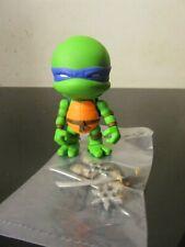 """LEONARDO Teenage Mutant Ninja Turtles Action Vinyls Wave 1 Loyal Subjects 3""""~"""
