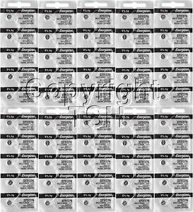 Energizer 377 / 376 Watch Batteries SR626SW 626 0%HG ( 50 PC )