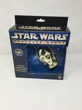 Vintage Star Wars C3P0 Computer Mouse Accessory Collectable click works
