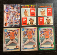 Hunter Harvey RC Lot(6) 2020 Topps Baltimore Orioles