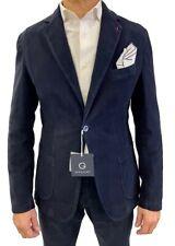 Giacca Uomo Elegante Casual Blazer Invernale Slim Fit Made in Italy Sartoriale