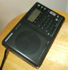 Grundig Yacht Boy-400 Fm/Am/Lw/Sw Shortwave Radio World-Band Receiver Ssb