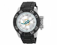 Game Time NFL Men's Miami Dolphins Beast Series Watch