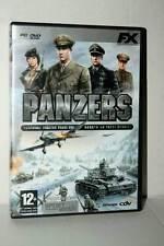 PANZERS GIOCO USATO OTTIMO STATO PC DVD VERSIONE ITALIANA