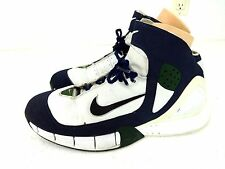 NIKE AIR ZOOM LIMITED EDITION TESS WORLD BASKETBALL SHOES (ONLY 650 PRS MADE)
