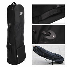 Professional Padded Golf Holiday Travel Cover / Bag Case With Wheels Lightweight