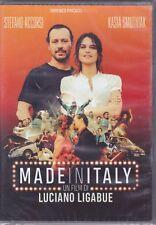 Dvd **MADE IN ITALY** di Luciano Ligabue con Stefano Accorsi nuovo 2018