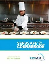 ServSafe CourseBook with Answer Sheet 6th Edition Revised (6th-ExLibrary