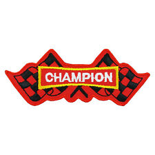CHAMPION Logo Embroidered Iron On Patch #PCP031