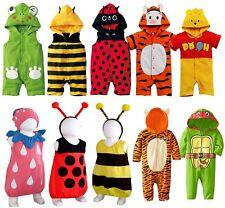 Baby Kleinkinder Kleinkind kostüm Karneval Frosch Tiger Biene Marienkäfer Tier