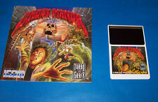 Ghost Manor (TurboGrafx-16, 1992) HuCard and Manual