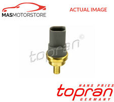 COOLANT TEMPERATURE SENSOR GAUGE IN FRONT OF THE RADIATOR TOPRAN 109 896 G NEW