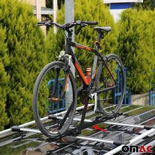 Roof Bike Bicycle Carrier Rack Mount Alu Black For Jeep Renegade 2014-2020