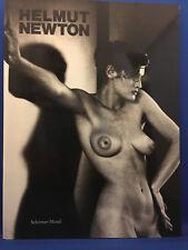 Hemut Newton Nordfleisch (Schirmer Mosel, 1982) Fetisch Erotik Adult Lagerfeld