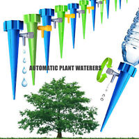 Plants Self Watering Stakes Automatic Spikes Irrigation Watering Control f/ Yard