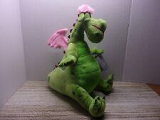 "Disney Authentic Pete's Dragon Elliott Plush Toy Doll 14"" New"