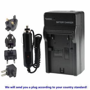 Battery Charger for JVC Everio GZ-MG157 GZ-MG175 GZ-MG230 GZ-MG230U GZ-MG330AU