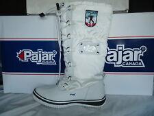 LADIES PAJAR GRIP WHITE warm waterproof winter  boots uk size 6 euro 39