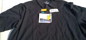 Blauer 8134X Large Regular Dark Navy Short Sleeve Shirt