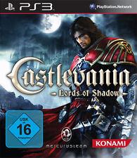 Sony PS3 Playstation 3 Spiel ***** Castlevania Lords of Shadow **********NEU*NEW